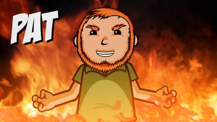 TBFP Season 6 - Pat's Title Card by 2snacks