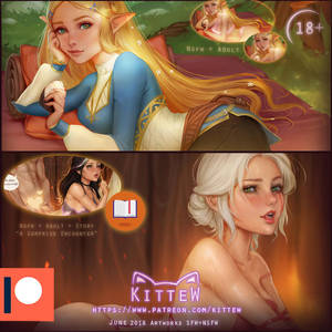 Preview June by Kittew