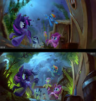 To The Elements Redo by Ruffu