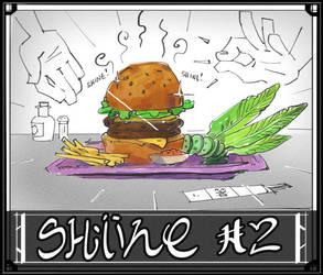 Take Me To The Ramen Shop - SHIINE COMICS by Ruffu