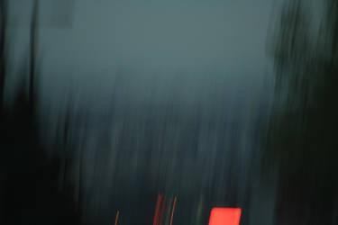 Foggy Lights... by zelenen