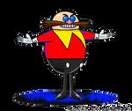 ''Mario+Luigi'' RPG Style: Dr. Eggman by AVGN-NostalgiaCritic