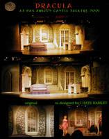 2001 Dracula set Pax Amicus by MarOmega