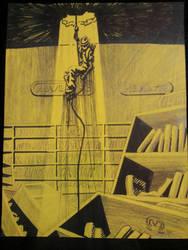 jones sketch by MarOmega