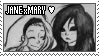 stamp - jane x mary by manqo-tea