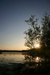 delamere lake by starkey7