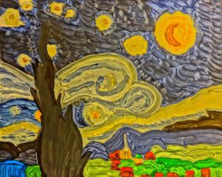 StarryNight by Renwa20