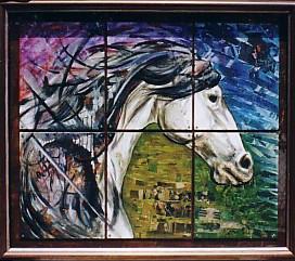 equus self portrait by luluenhiver