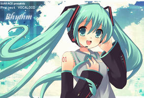 Vocaloid Project :Rhythm by pcmaniac88