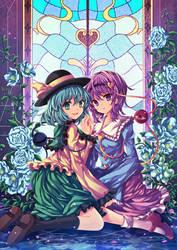 Underworld sisters by pcmaniac88