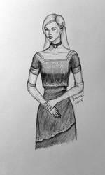 Alexia Ashford by irenei
