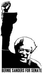 Bernie Sanders for Senate by mibi