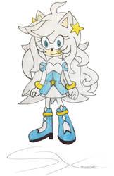 Starlitza The Hedgehog ((Gift)) by Silverxtreme56