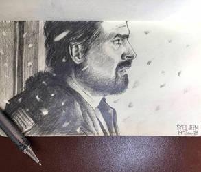 Sheriff Jim Hopper by SyedJeem