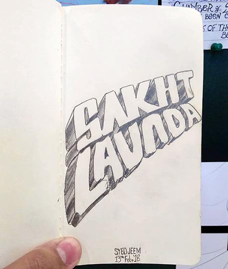 Nuff said! by SyedJeem