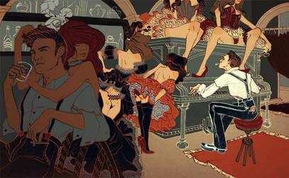 Saloon by jenniferhom