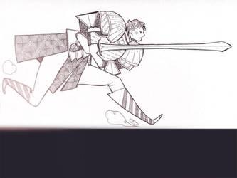 Brienne of Tarth by jenniferhom