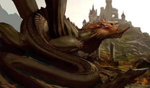 Draco Imperator by Carlo-Arellano