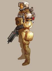 Mercenary11 by Carlo-Arellano