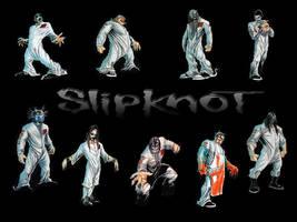 Slipknot by Cazeh