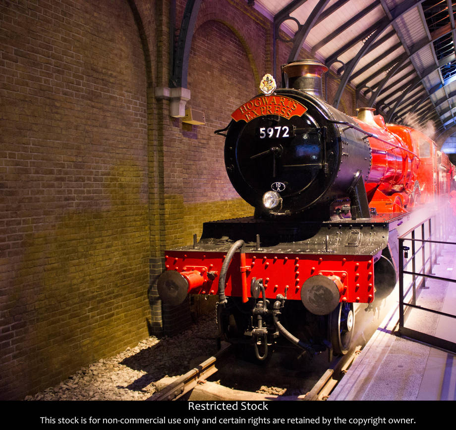 Hogwarts Express (RESTRICTED) by Null-Entity