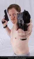 Pistols (Forshortening) 09 by Null-Entity