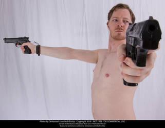Pistols (Forshortening) 04 by Null-Entity