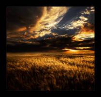 SUN SETS AGAIN by NahilWesmos