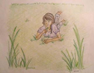 leaves Of Grass by kwinny
