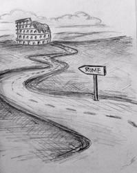 All Roads by kwinny