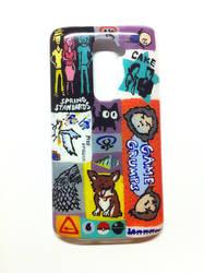 Nerd phone case by kwinny