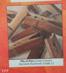 Pile of Pins by kwinny