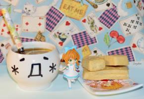 Sweet Tea Time by theramencupgirl