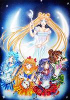 Sailor Moon by Ahnung