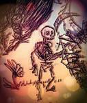that little reaper is best friend by niC0ras