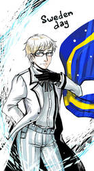 APH 6th June - Sweden by MaryIL
