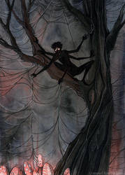 Spider by MaryIL