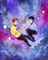 TOS Star Trek - Universe by MaryIL