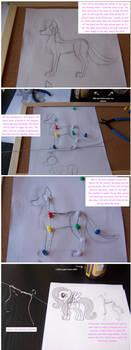 Tutorial: Wire Jig Armatures by SnowFox102