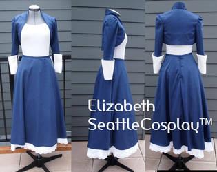 BioShock Infinite Elizabeth -Lady Comstock cosplay by Seattle-Cosplay