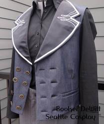 BioShock Infinite Cosplay - Booker DeWitt Vest by Seattle-Cosplay