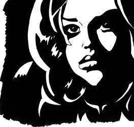 Dark angel sketch 2 by deanfenechanimations