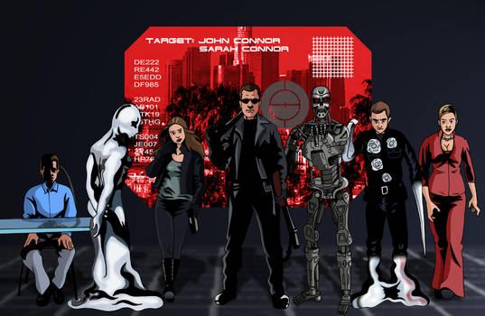 Cybernetic Organisms by deanfenechanimations