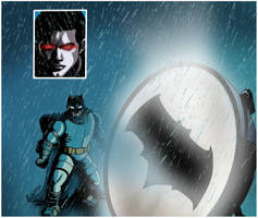 Batman v Superman: Dawn of Justice by deanfenechanimations