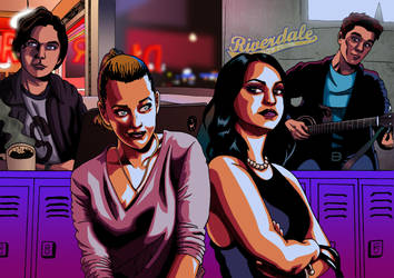 Riverdale by deanfenechanimations