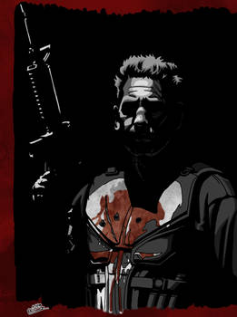 Punisher by deanfenechanimations