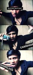 Camwhore by HazimHaemoglobin