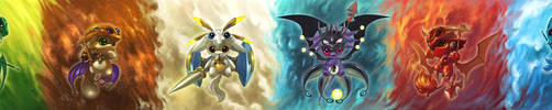 Rat Dragoon by jengslizer
