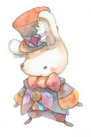 Rabbit M by jengslizer