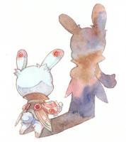 Talk to Shadow by jengslizer
